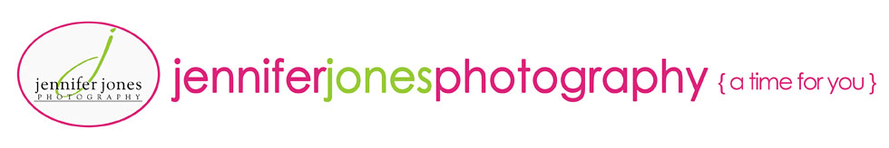 Jennifer Jones Photography logo